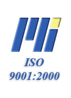 Certificate ISO 9001-2000